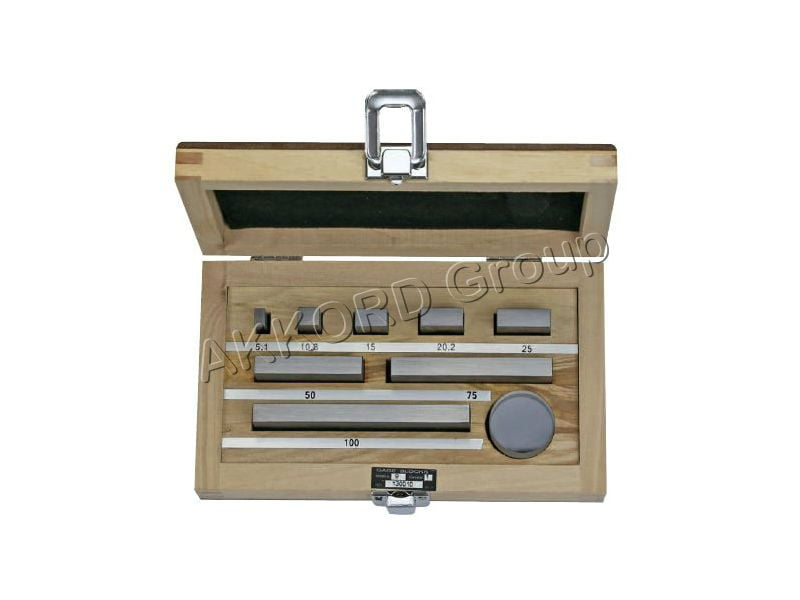 Trusa calibrat micrometre